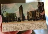 My favorite things: Antiquepostcards
